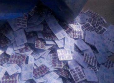 Decomisan lote de medicamentos de contrabando en Guna Yala