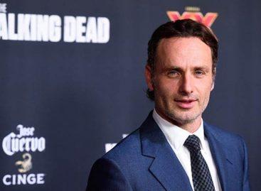 Andrew Lincoln abandonará The Walking Dead en su novena temporada