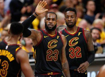 Cavaliers igualó la serie a dos en la final de la Conferencia Este