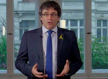 España pidió a Alemania entregar a Puigdemont por sedición