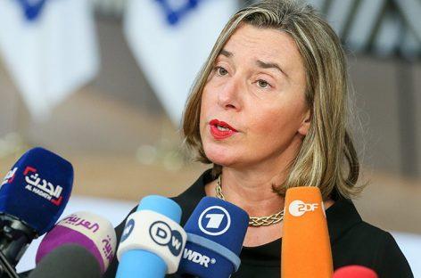 UE pidió más seguridad de los periodistas, especialmente las mujeres