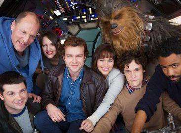 """Solo: A Star Wars Story"""" se encarama a la taquilla de Estados Unidos con menos fuerza"""