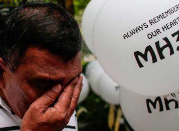Búsqueda del avión malasio desaparecido finalizará el 29 de mayo