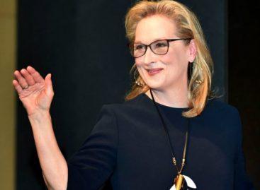 Meryl Streep realizará cinta sobre los Panamá Papers