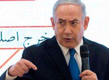"""Netanyahu promete """"responder con fuerza"""" a los ataques desde Gaza"""