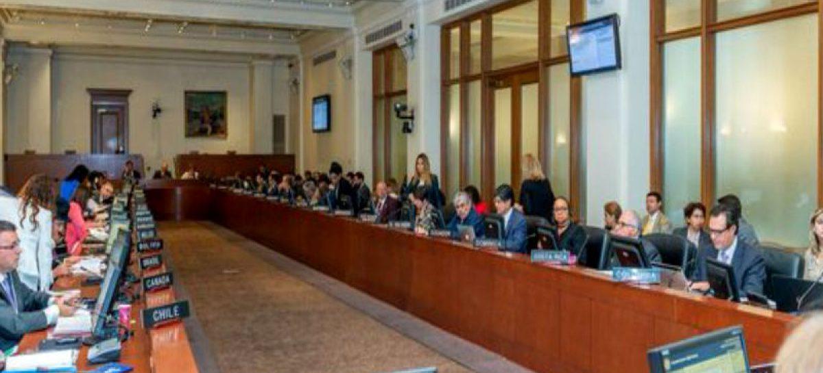 Panamá promueve resolución en OEA para que gobierno de Maduro acepte ayuda humanitaria