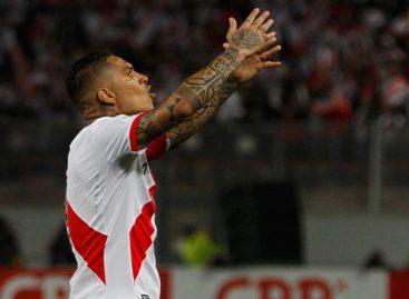 Perú anunció lista de convocados con Guerrero y sin Pizarro
