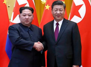 Xi se reunió con Kim para evaluar los progresos diplomáticos