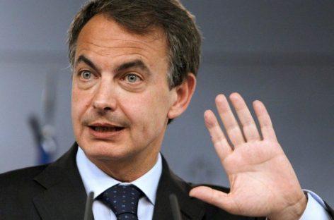 El papa y Zapatero se reunen tras elecciones en Venezuela