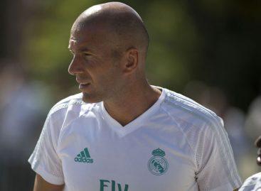 Zidane comienza a preparar el Clásico ante Barcelona