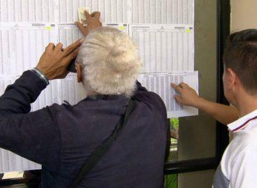 Miles de colombianos en Panamá votaron en la primera vuelta de comicios presidenciales