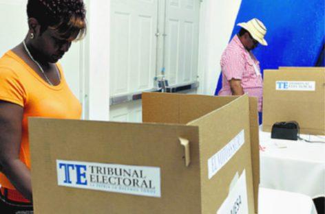 Conozca la lista de centros de votación reubicados por el Tribunal Electoral