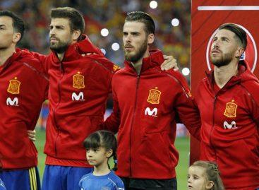 España dará la lista para Rusia el 21 de mayo