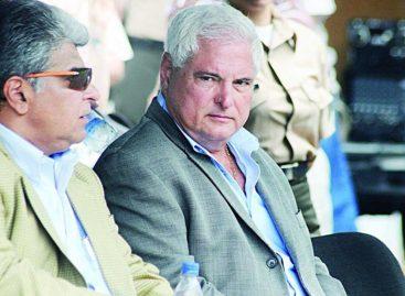 Martinelli presenta nueva incapacidad y audiencia se suspende hasta el lunes