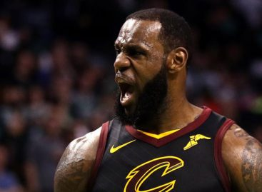 James clasificó a Cavaliers a su cuarta final consecutiva