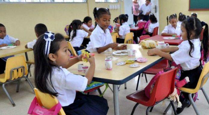 niños no escolarizados en Panamá