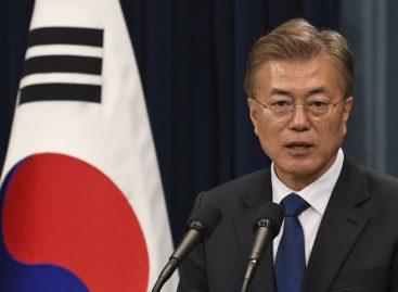 Seúl convocó reunión seguridad urgente después de que Trump cancelara cumbre
