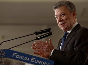 Santos desea un acuerdo marco de paz con el ELN antes de acabar mandato