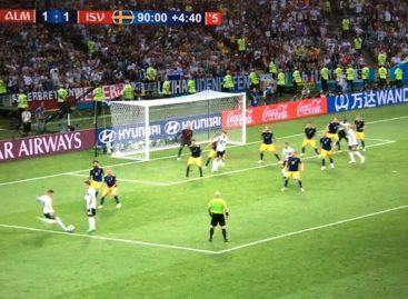 «Una obra de arte»: El gol de Kroos contra Suecia hizo delirar a las redes (+Videos y memes)