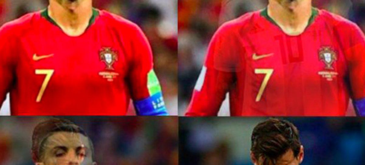 Los memes más ingeniosos por el penalti que falló Cristiano Ronaldo (+Imágenes)