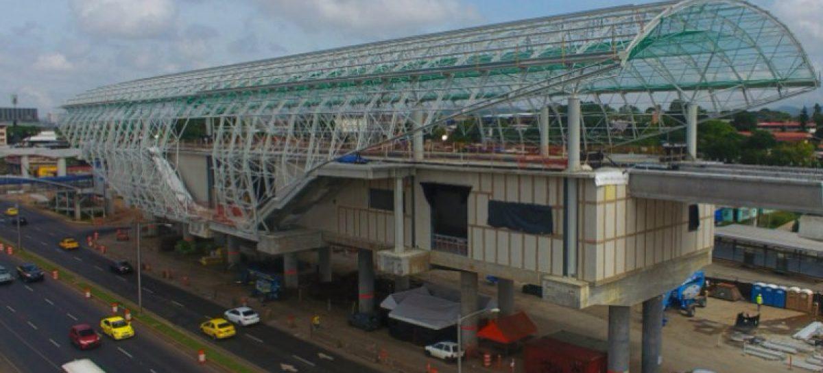 El 15 de enero de 2019 sería la apertura parcial de Línea 2 del Metro de Panamá