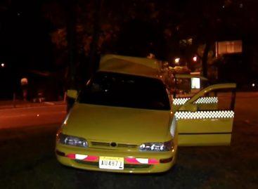 Conductor de Uber se salvó de ser asesinado en intento de secuestro