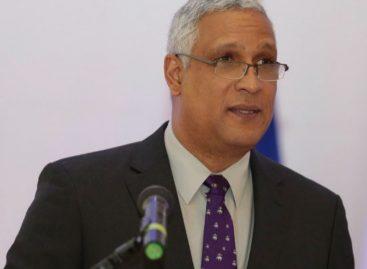 Magistrado Jerónimo Mejía visitó al expresidente Martinelli en el HST