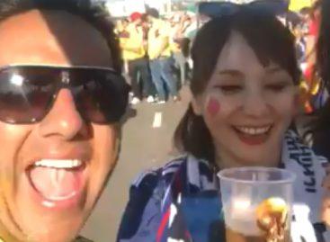 A colombianos reprochados por mal comportamiento les prohíben entrar a otro partido del Mundial