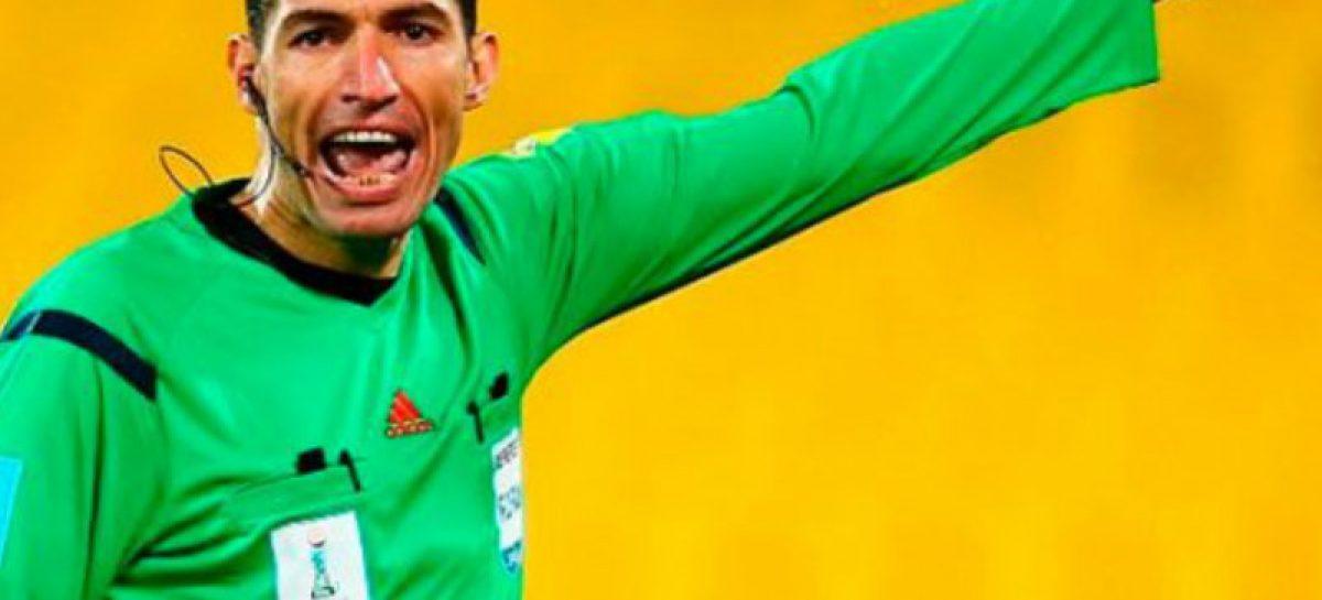 Conoce al árbitro egipcio que pitará el juego de la Sele contra Inglaterra