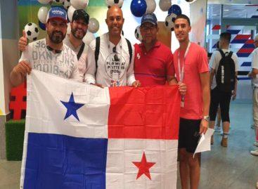 Dos leyendas: Mariano Rivera llegó a Rusia para apoyar a la Sele