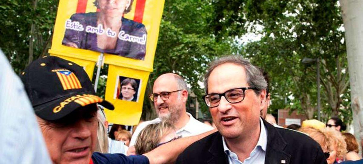 Cataluña tendrá mañana nuevo gobierno regional