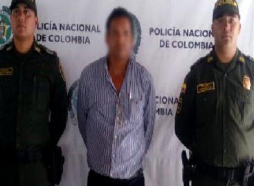 Capturan en Colombia a panameño con alerta roja de Interpol por narcotráfico