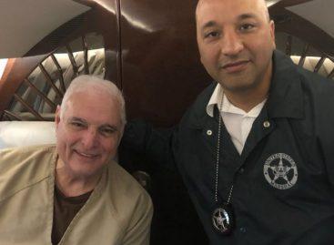Cancillería afirma que Estados Unidos pagará gastos de extradición de Martinelli