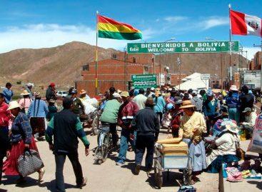 Bolivia anunció mayor control fronterizo por el alza de precios en Perú