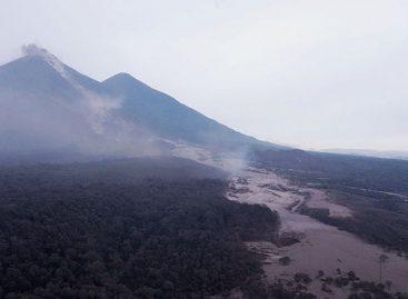 Cifra de muertos por volcán de Fuego en Guatemala se elevó a 99