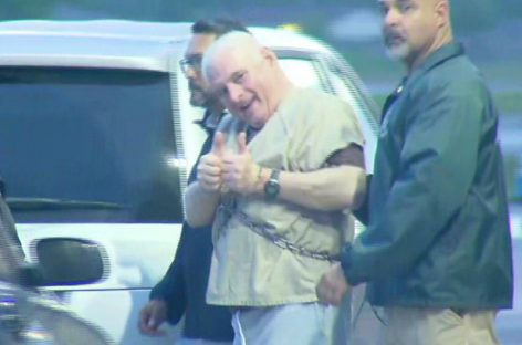 Esposado fue extraditado Ricardo Martinelli desde Estados Unidos