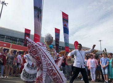 Con gran fiesta Panamá cerrará en Saransk su participación en Rusia 2018