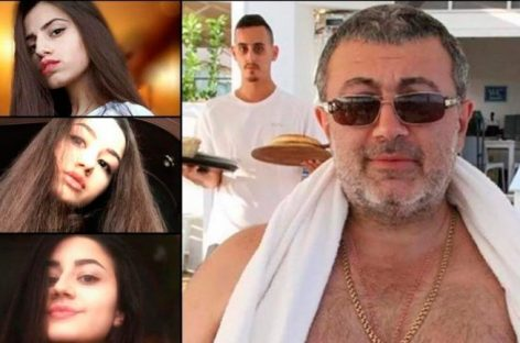 Tres hermanas rusas mataron a su padre a puñaladas por presuntos malos tratos