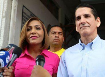 Yanibel Abrego reafirma respaldo a candidatura presidencia de Rómulo Roux