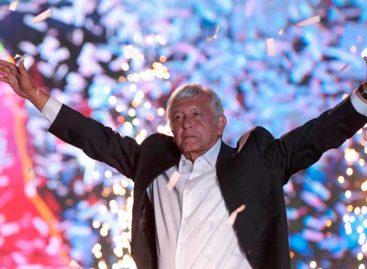 López Obrador ganó la presidencia de México