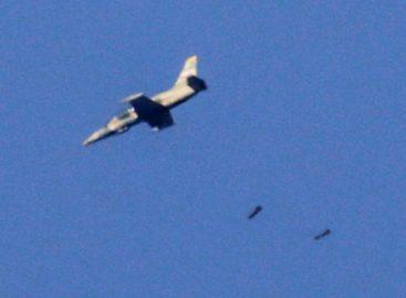 Israel derribó un caza sirio que entró en el espacio aéreo bajo su control