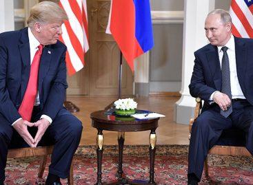 Trump con Putin: ha sido un buen comienzo