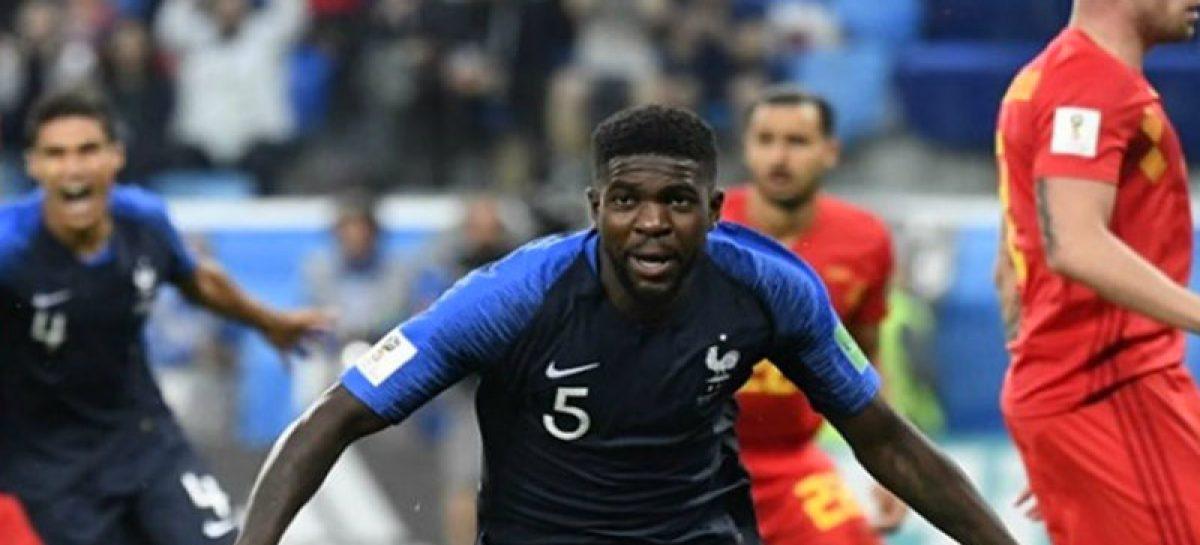 Francia alcanza su tercera final de Copa Mundial en dos décadas