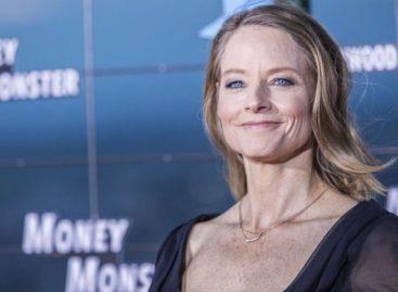 Jodie Foster: Ser directora de cine es la mejor terapia