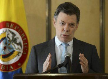 Santos: Colombia ayudaría inmediatamente de producirse un cambio en Venezuela