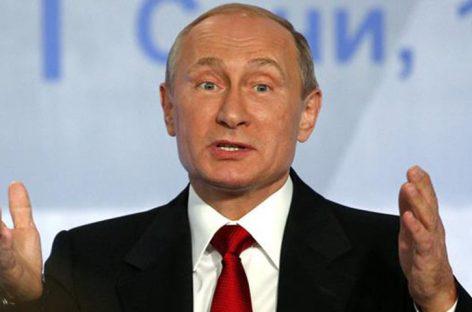 Putin admitió que deseaba la victoria de Trump