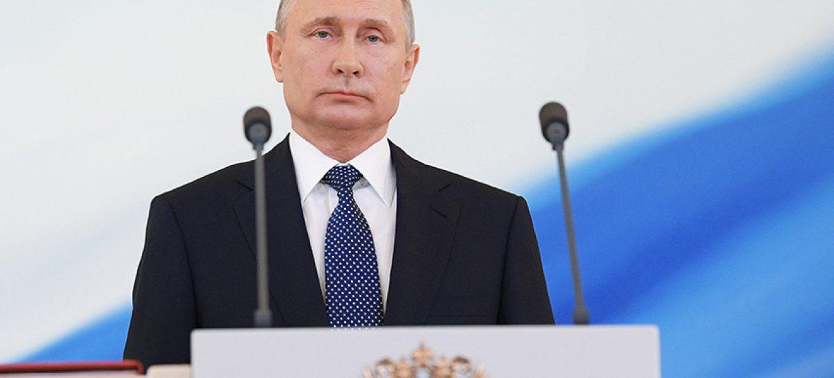 Putin se reunirá con embajadores para fijar tareas de política exterior