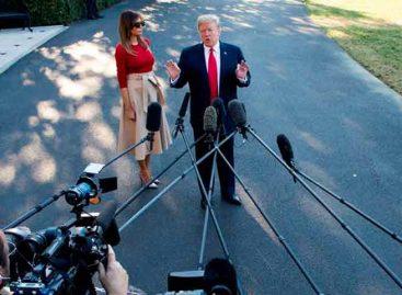 """Trump dijo que encuentro con Putin puede ser """"el más fácil"""""""