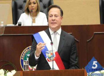 Varela insistirá en la Constituyente y dice que el país lo apoya en su propuesta