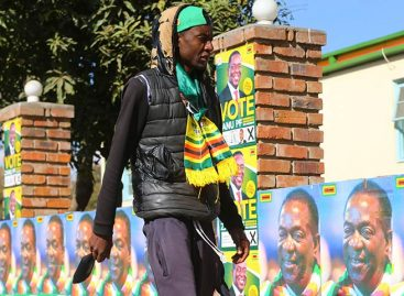 Candidatos presidenciales de Zimbabue votaron sin problemas